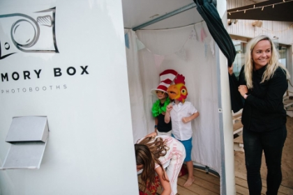 algarve photobooth hire