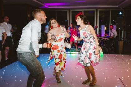 dance floor algarve