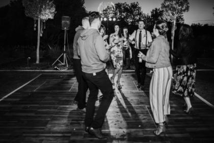 dance floor hire algarve