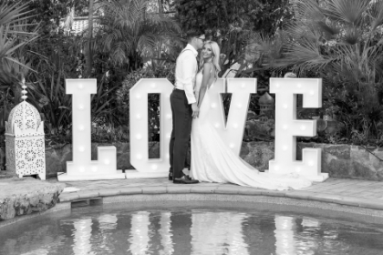 algarve wedding decor pt