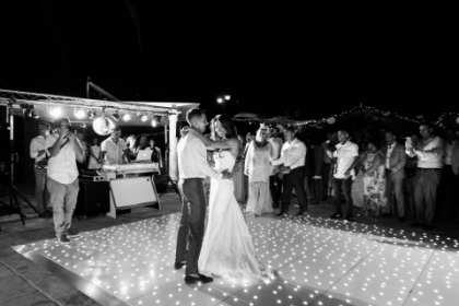 led dance floor portugal pt
