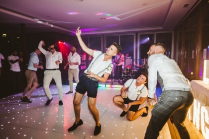 starlight dance floor algarve
